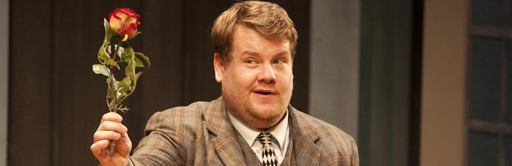 Corden won a Tony for his roleas the comically overworked servant inOne Man, Two Guvnors</em