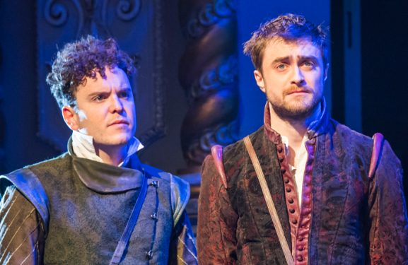 London National Theatre: Rosencrantz and Guildenstern are Dead