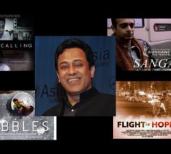 Immigrant Journey: Four Short Films with actor Hesh Sarmalkar
