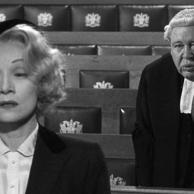 Upstate Films and Oblong Books Present: Witness for the Prosecution