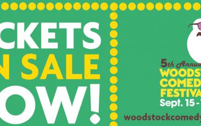 Woodstock Comedy Festival: Films - Sunday Sept 17th