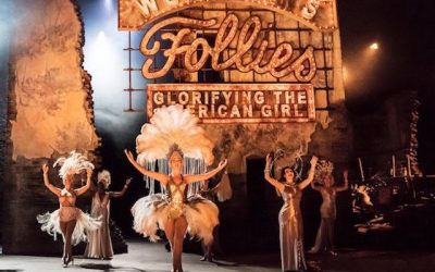 Stephen Sondheim's Follies at London's National Theatre