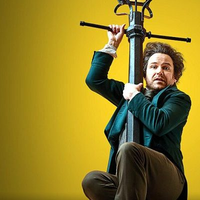 London National Theatre: Young Marx