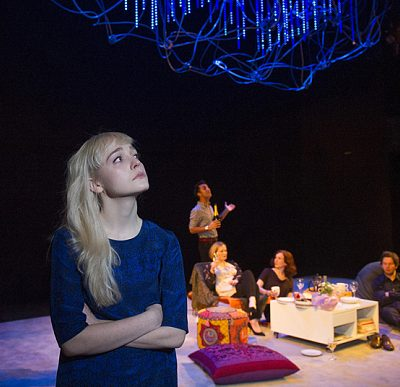 London National Theatre: The Hard Problem