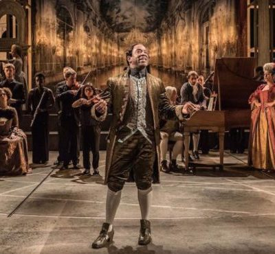 London National Theatre: Amadeus
