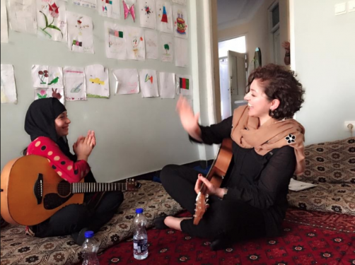 We the Women of Afghanistan: A Silent Revolution