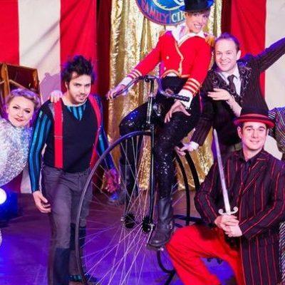 The Bindlestiff Family Cirkus Presents: Paris the Hip Hop Juggler & Jack Frost's Snow Day