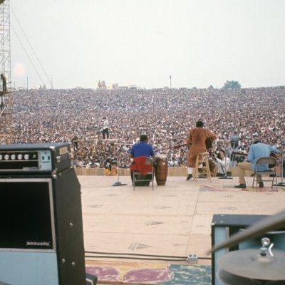 Woodstock: 3 Days That Defined a Generation